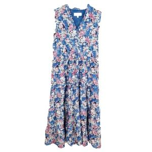 Textile Elizabeth and James Meg Floral Dress
